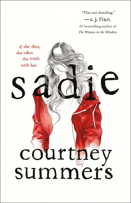 Cover of 'Sadie' by Courtney Summers