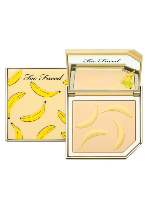 Too Faced Tutti Frutti — It's Bananas Brightening Setting Powder