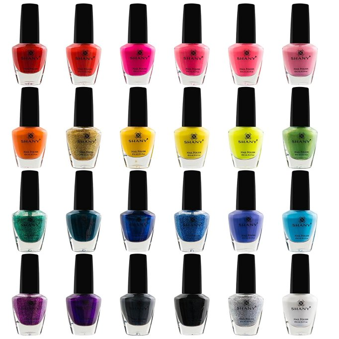 Shany Mini Nail Polishes