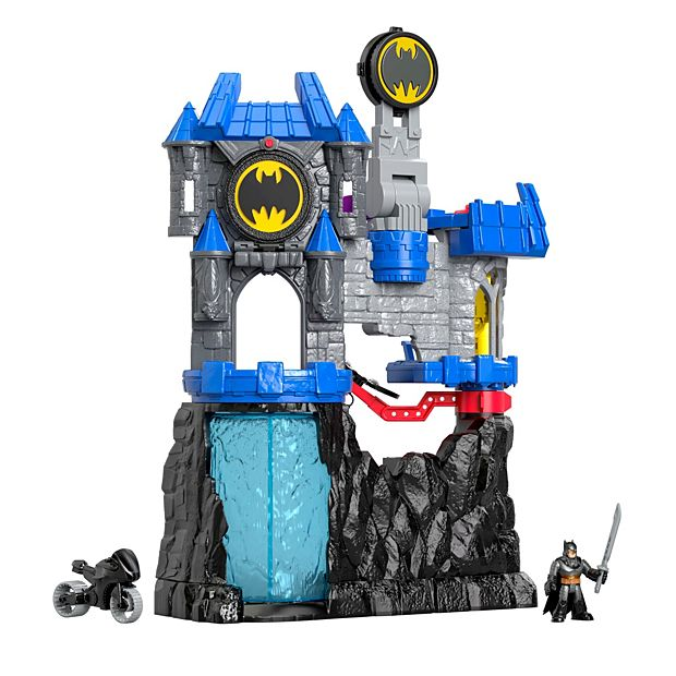 Imaginext Wayne Manor Batcave