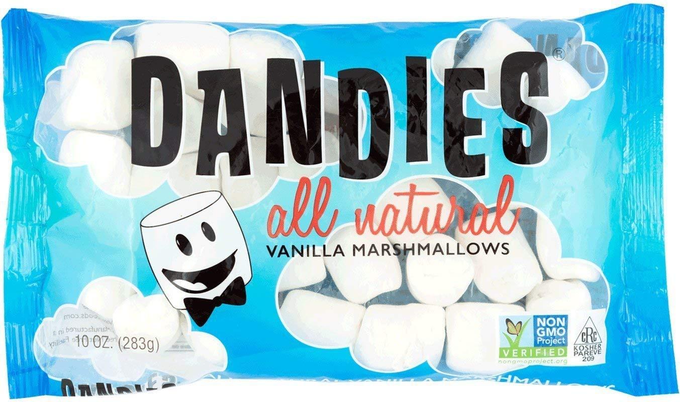 Dandies Vegan Marshmallows, Vanilla