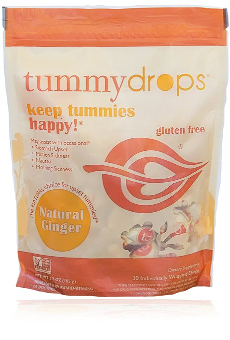 Ginger Tummy Drops