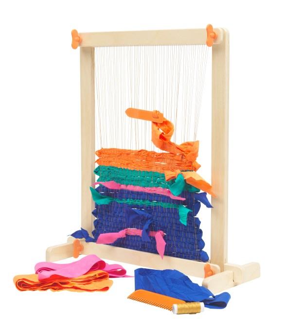 Lustigt weaving loom set