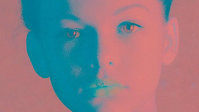 Child Model Milla Jovovich