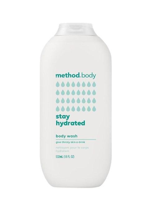 Method Stay Hydrated Body Wash