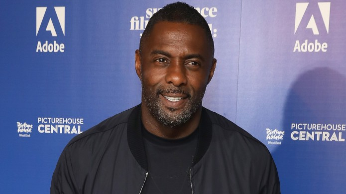 Idris Elba attends the 'Yardie' red