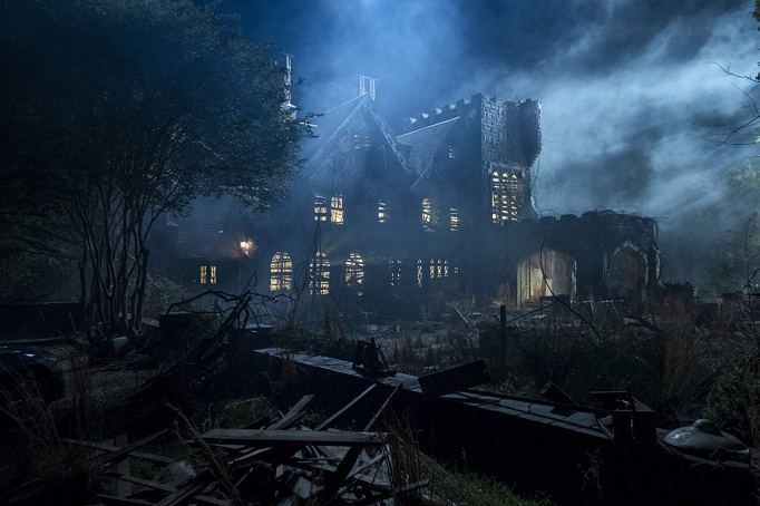 Still from 'The Haunting of Hill House'