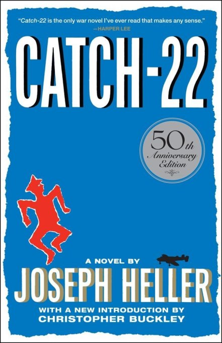 Cover of the book 'Catch-22'