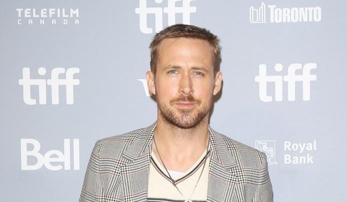 Ryan Gosling arrives at the TIFF