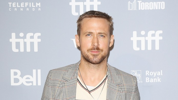 Ryan Gosling arrives at the TIFF