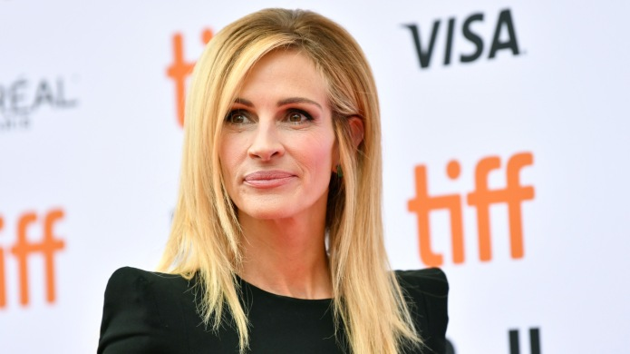 Julia Roberts attends the 'Ben Is