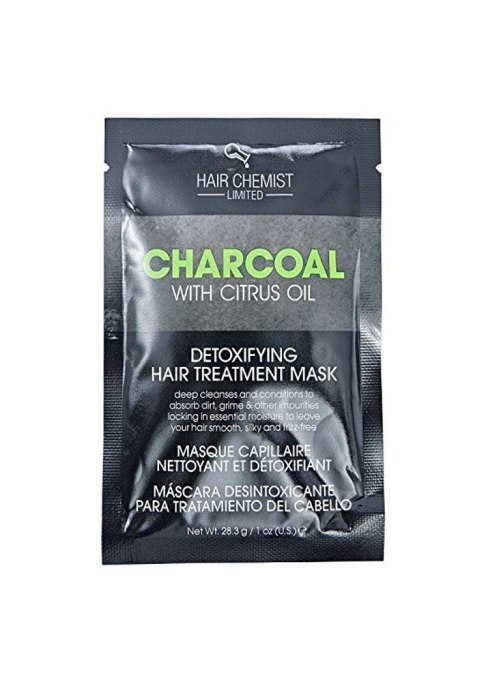 Hair Chemist Charcoal Detoxifying Masque with Citrus Oil