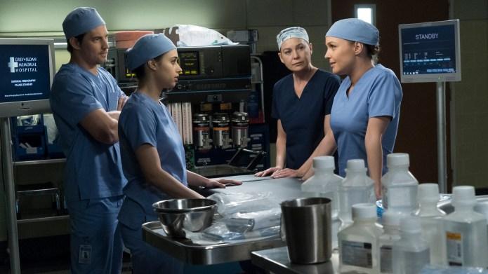 Still from Greys Anatomy Season 14