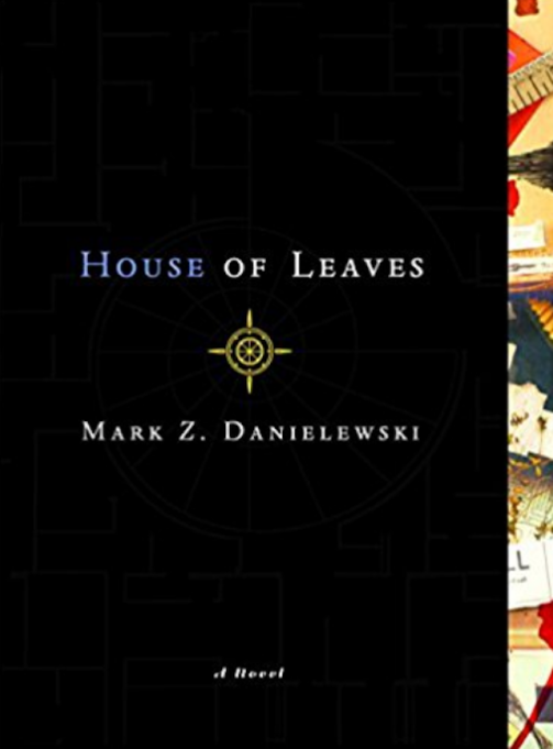 Cover of 'House of Leaves' by Mark Z. Danielewski
