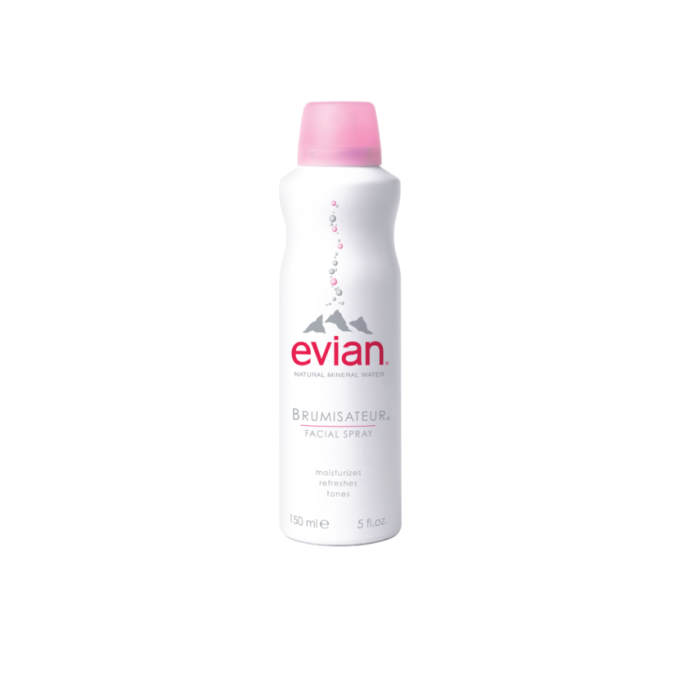 Evian Natural Mineral Water Facial Spray