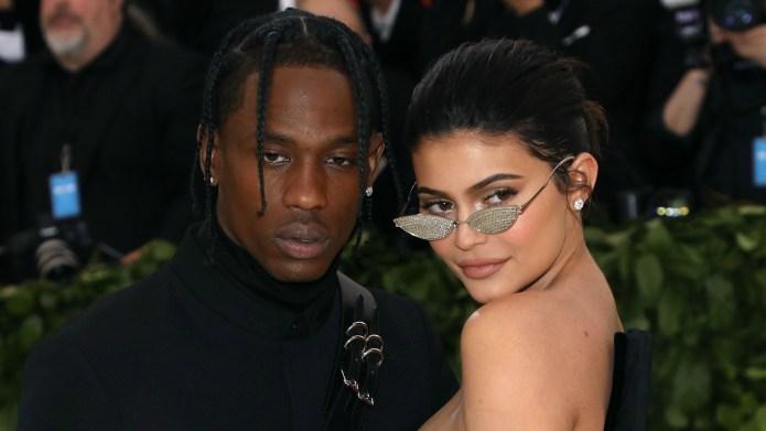 Kylie Jenner & Travis Scott Trying