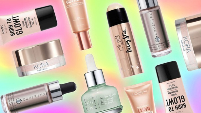 The Best Beauty Products for Glowy