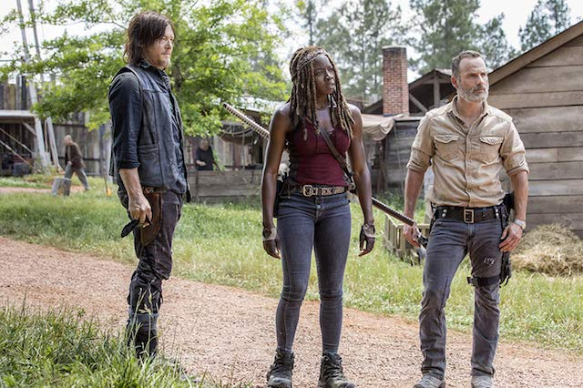 Photo from 'The Walking Dead'