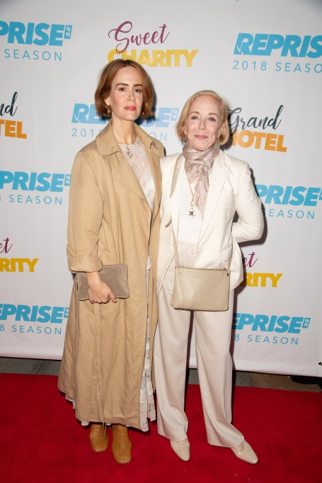 Photo of Sarah Paulson and Holland Taylor