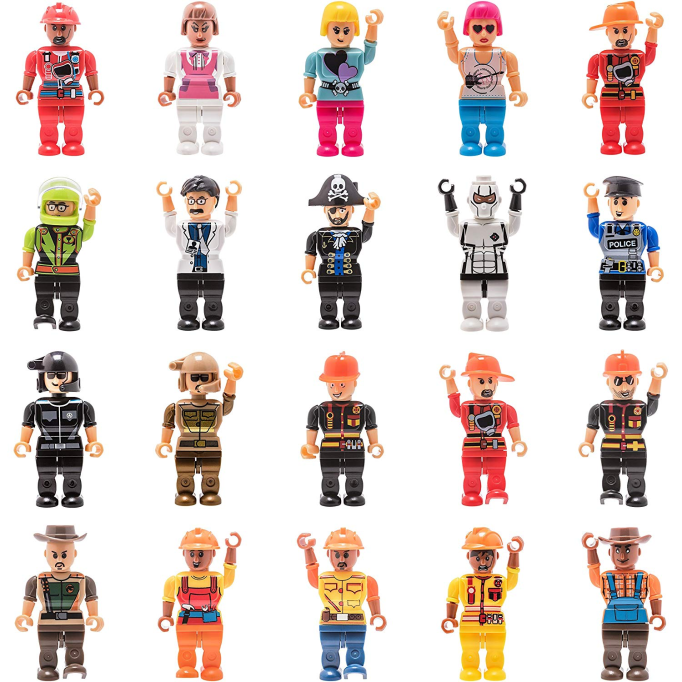 Lego Compatible People