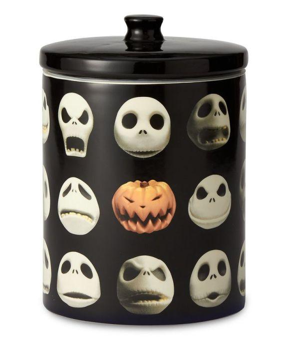 jack skellington kitchen canister