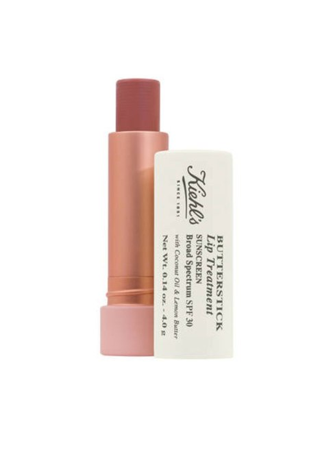 Kiehl's Butterstick Lip Treatment SPF 30 in Naturally Nude