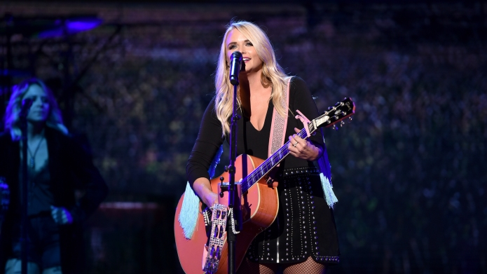 Miranda Lambert performs onstage during The