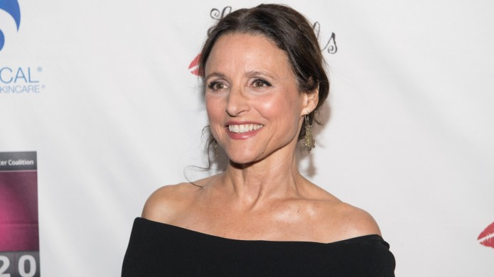 Julia Louis-Dreyfus attends The National Breast