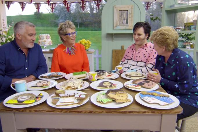 'The Great British Baking Show' season 6