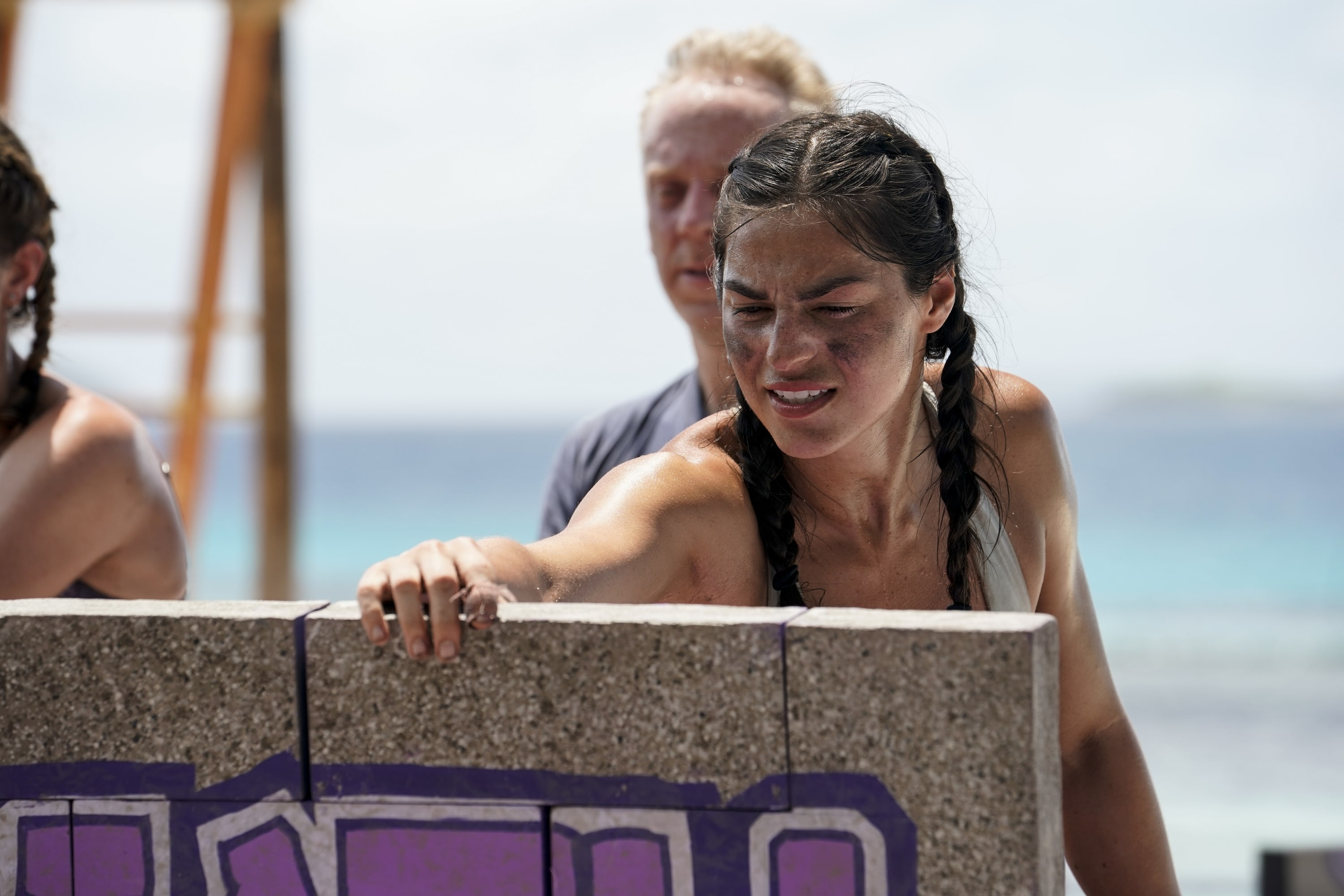 Natalia Azoqa on Survivor: David vs. Goliath