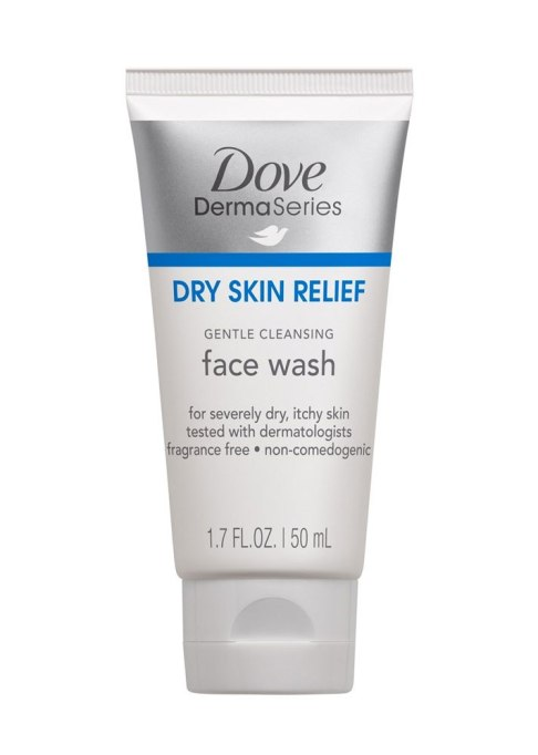 Dove DermaSeries Gentle Cleansing Face Wash