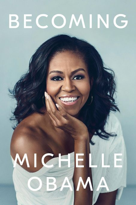 Cover of 'Becoming' by Michelle Obama