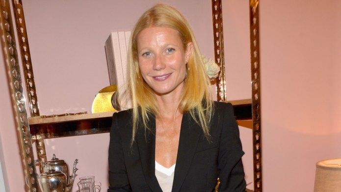 Gwyneth Paltrow standing in front of
