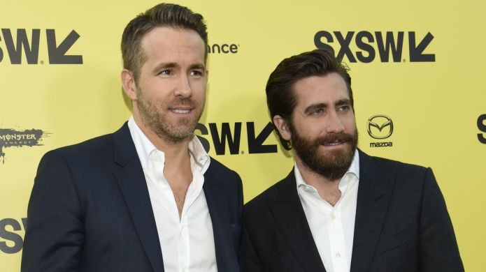 Photo of Ryan Reynolds and Jake