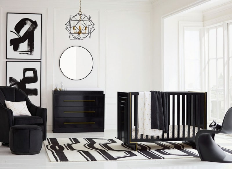 Stale Nursery Trends: Traditional Cribs