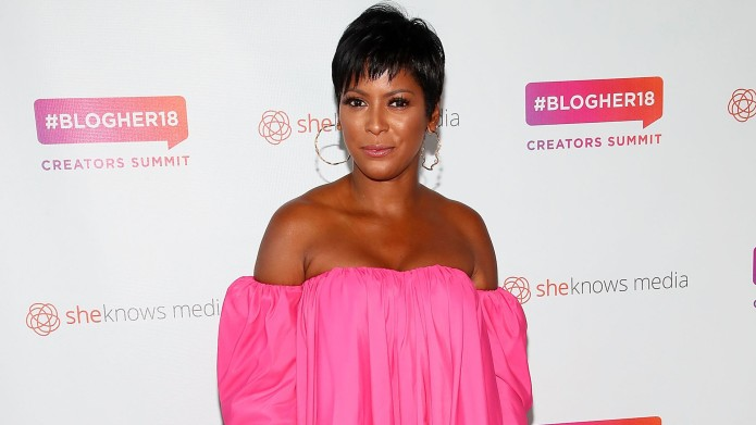 Tamron Hall attends #BlogHer18 Creators Summit