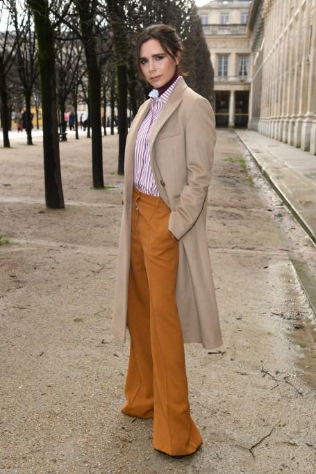 Victoria Beckham January 2018