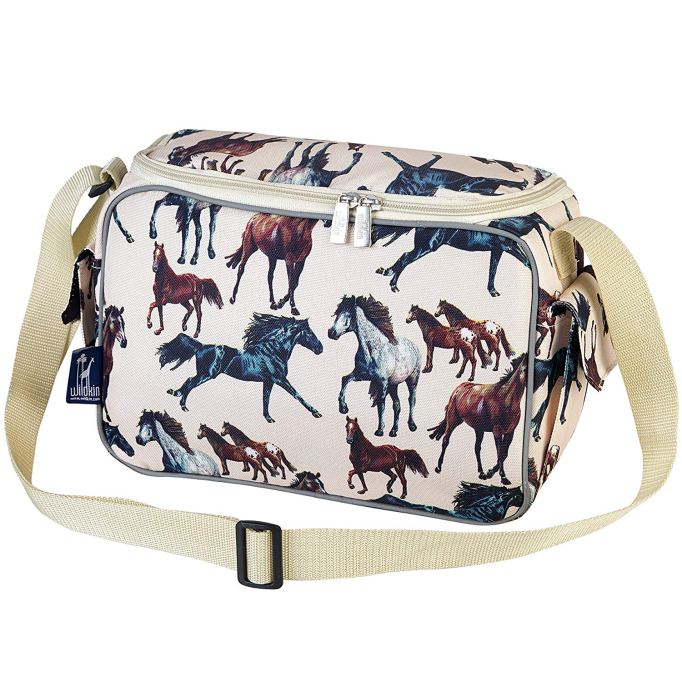 Wildkin Horses Dreams Lunch Cooler
