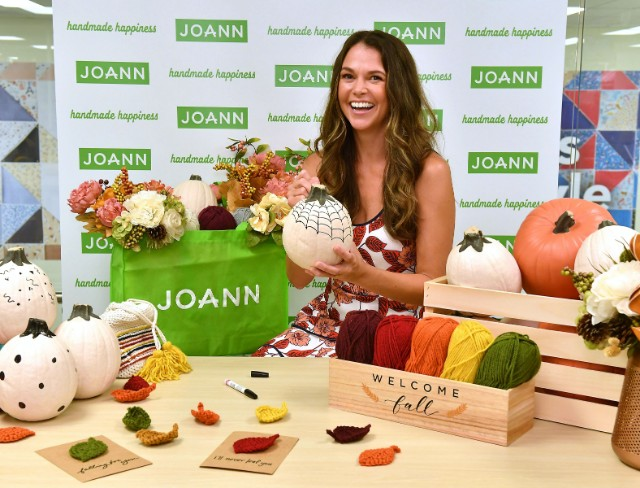 Sutton Foster for JOANN