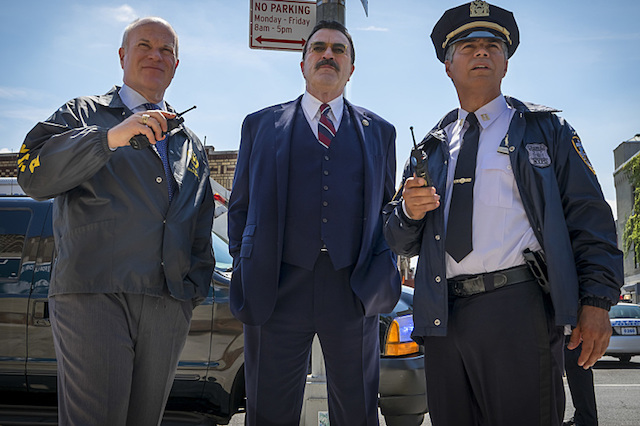 Photo from 'Blue Bloods'