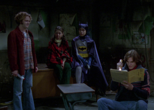 Still from 'That '70s Show': 'Halloween'