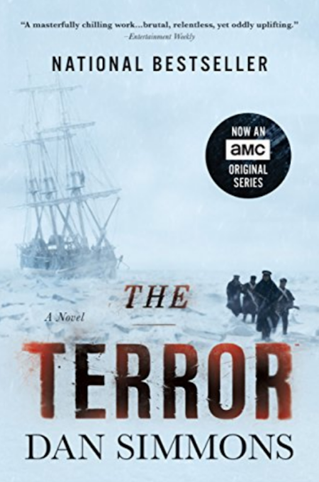 Cover of 'The Terror' by Dan Simmons