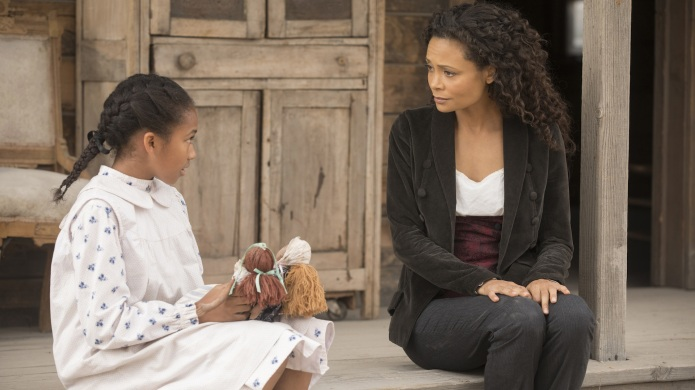 Still of Thandie Newton as Maeve