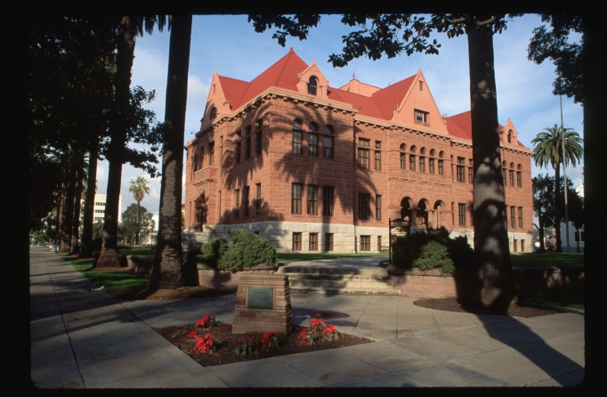 Orange Country Courthouse, Santa Ana