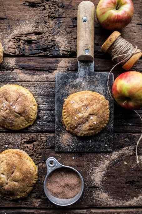 Caramelized Condensed Milk Mini Apple Pies