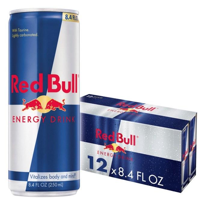 Red Bull 12-pack