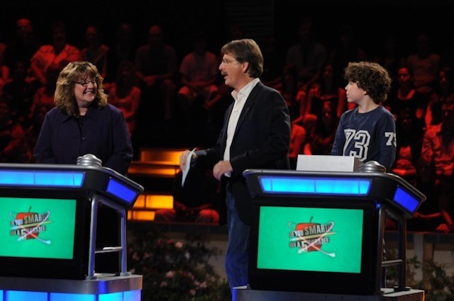 Still of Jeff Foxworthy hosting 'Are You Smarter Than a 5th Grader?'