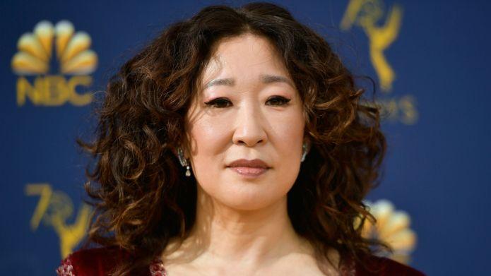 Sandra Oh, 2018 Emmy Awards