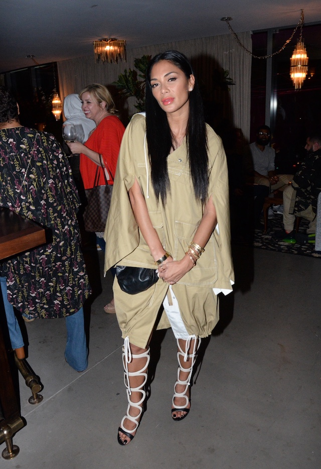 Nicole Scherzinger attends Dave Chappelle's Private After Party