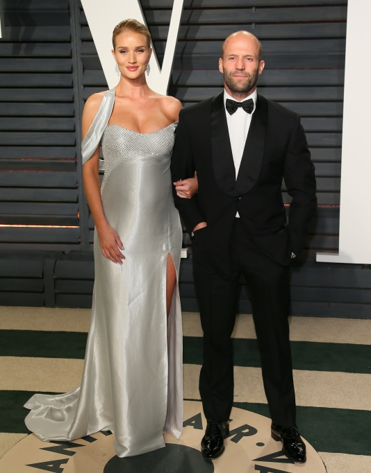 Photo of Jason Statham & Rosie Huntington-Whiteley